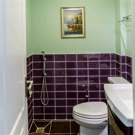 100㎡二居室|你的房子,你的样子卫生间