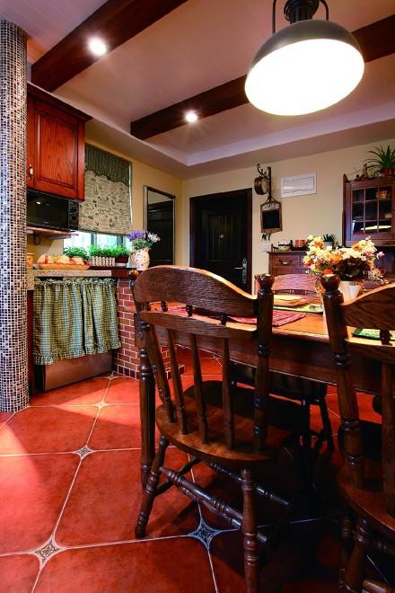 金科天籁城厨房2图