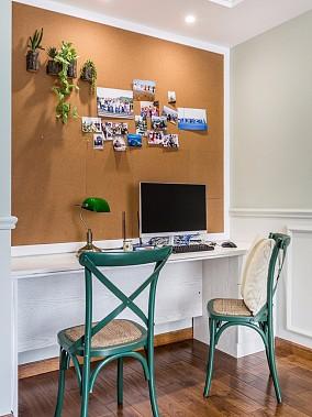 《雅居乐花园》美式风功能区美式经典设计图片赏析