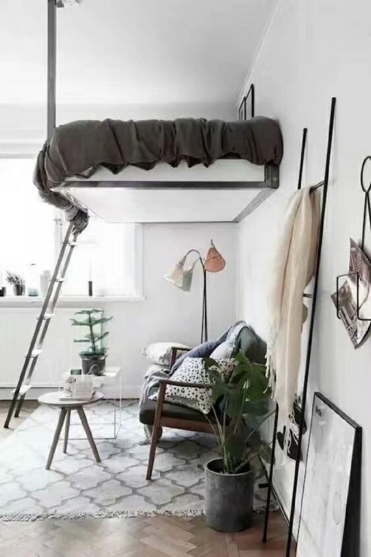 高架床节约空间