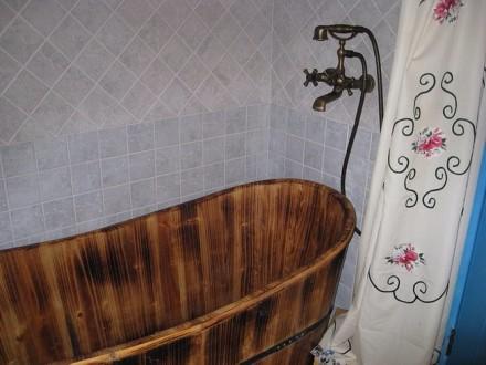 南京拉德芳斯,100平3房地中海装修卫生间