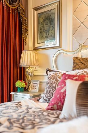 碧桂园简欧风格户型改造卧室2图现代简约设计图片赏析