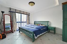 阿奎利亚地中海风格温馨设计卧室地中海设计图片赏析