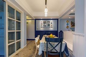 元一名城地中海风格设计厨房1图地中海设计图片赏析