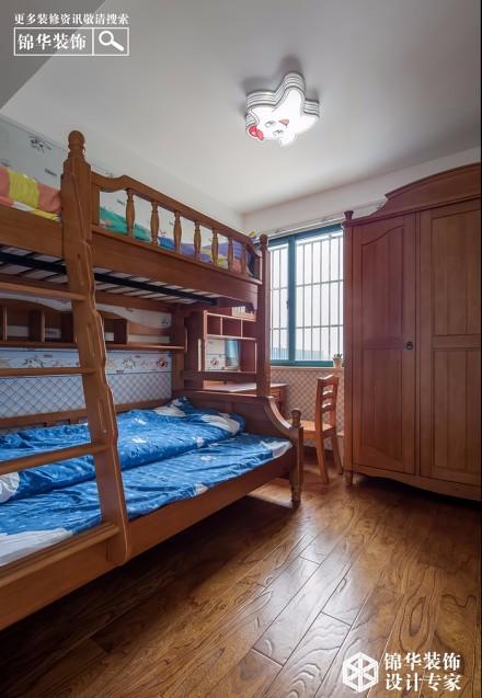 131㎡三居室,9万装出优雅气质家!卧室