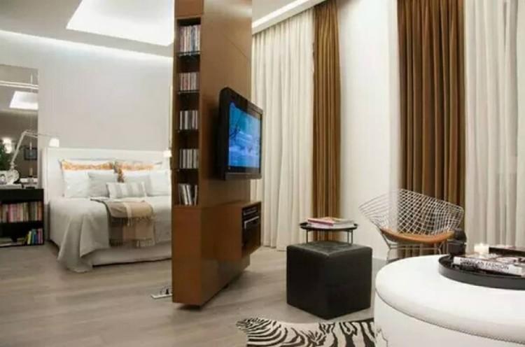 电视墙设计6