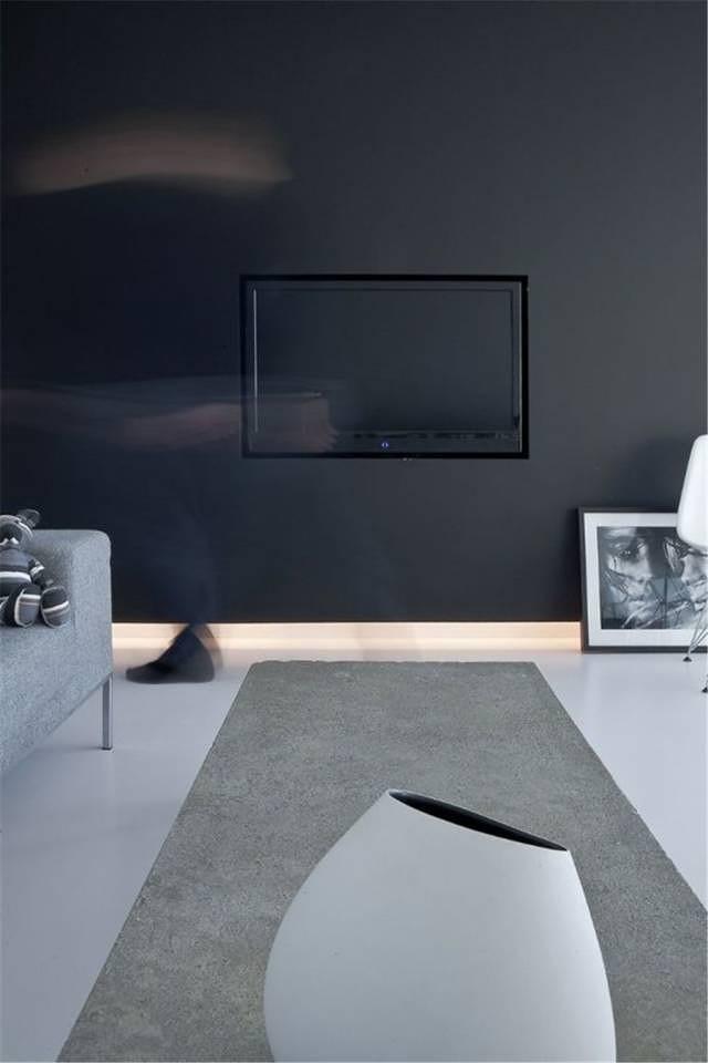 电视墙设计5