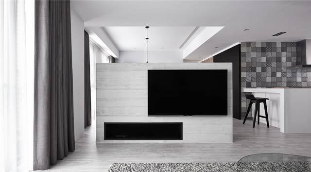 电视墙设计7