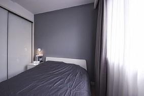 时光小筑·136㎡北欧风卧室北欧极简设计图片赏析