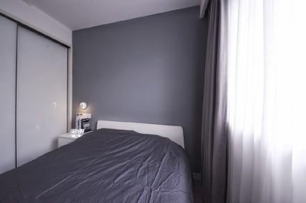时光小筑·136㎡北欧风卧室