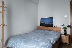 夜莺歌声曼妙,在夏夜的晚风里缠绵卧室日式设计图片赏析