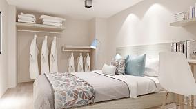 极简主义北欧风格卧室