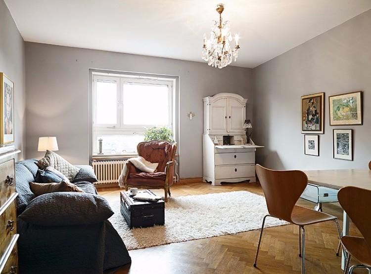 56平米文艺复兴公寓