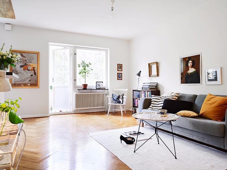 55平米文艺气息公寓