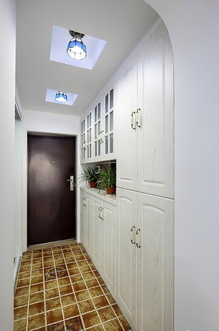 小户型巧设计让家充满地中海的气息功能区