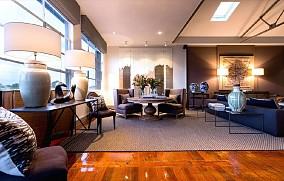 中式风格客厅中式现代设计图片赏析
