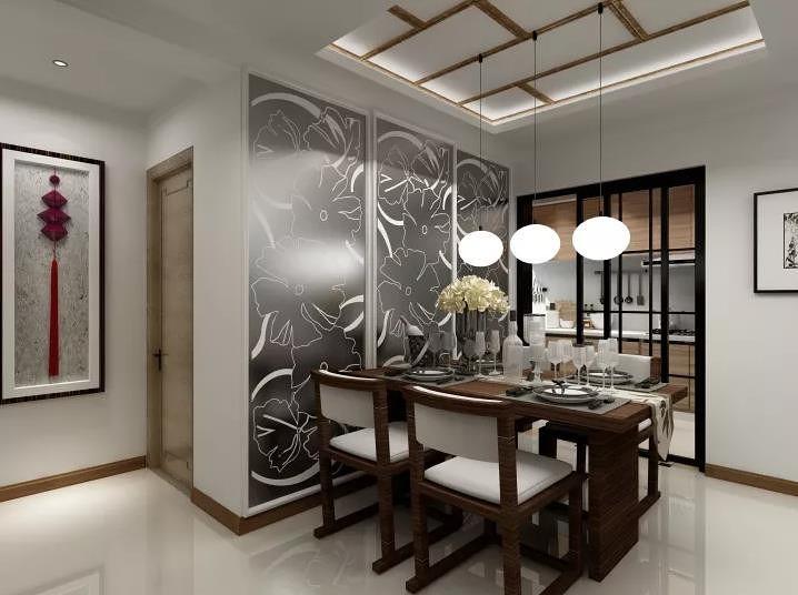 新中式風格公寓