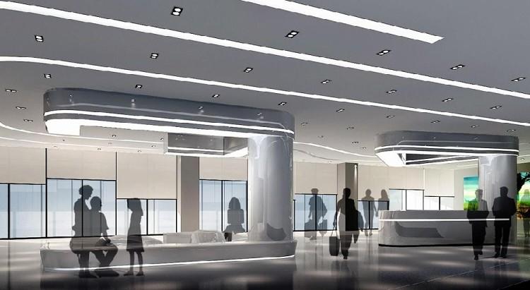 办公楼大厅设计