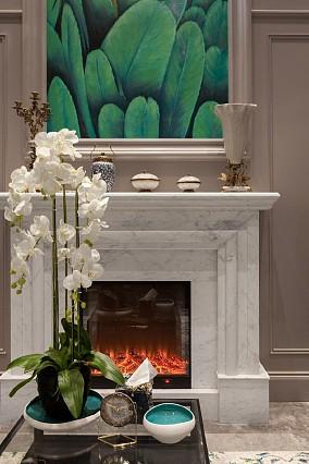 510㎡浪漫法式,开启精致生活新模式客厅欧式豪华设计图片赏析