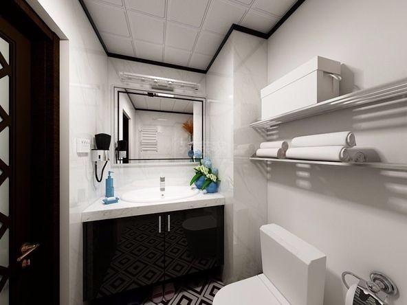 书房厕所设计