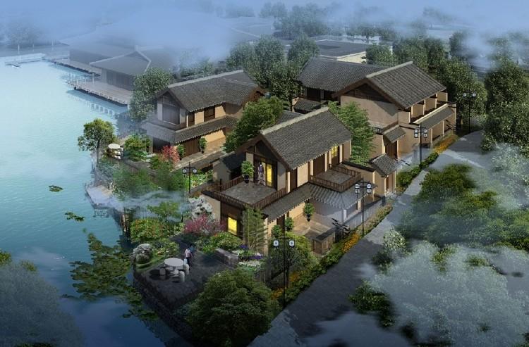 贵阳古建筑规划设计
