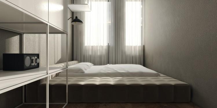 極簡風格公寓