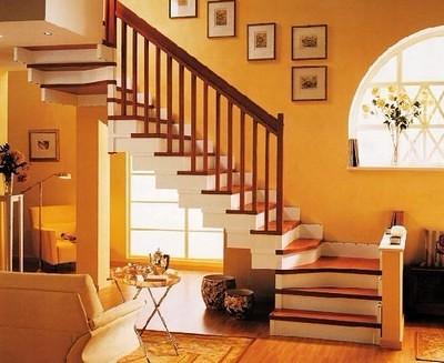复式楼梯案例