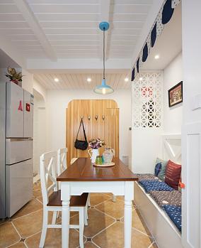 久违的阳光厨房1图地中海设计图片赏析