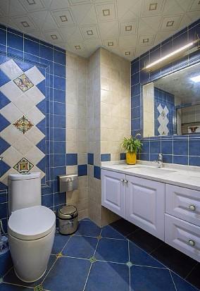 正商华钻婚房小情调卫生间美式经典设计图片赏析