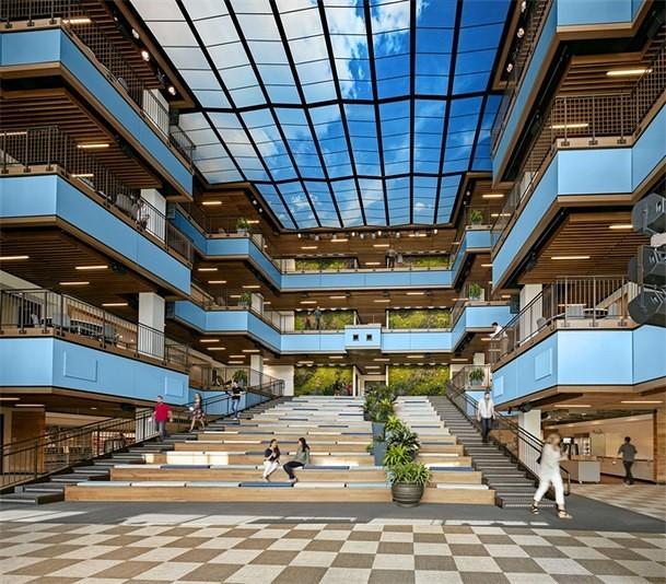 个性总部大楼设计