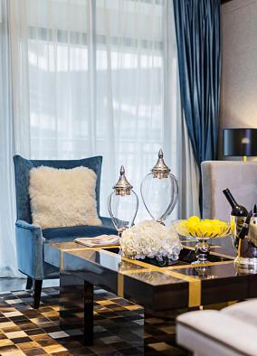 低调奢华客厅欧式豪华设计图片赏析