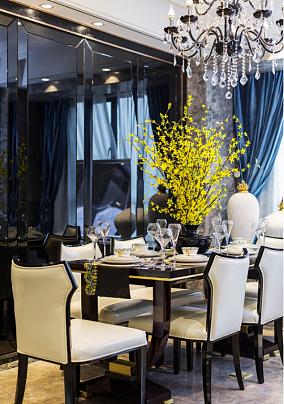 低调奢华厨房欧式豪华设计图片赏析
