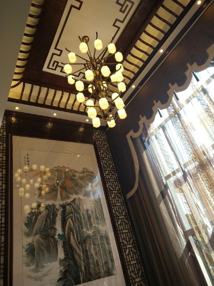 高端中式別墅
