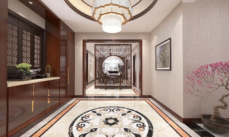 黄金国际平层住宅设计