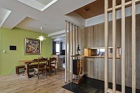 8090后最爱的设计,日式风格装修客厅日式设计图片赏析