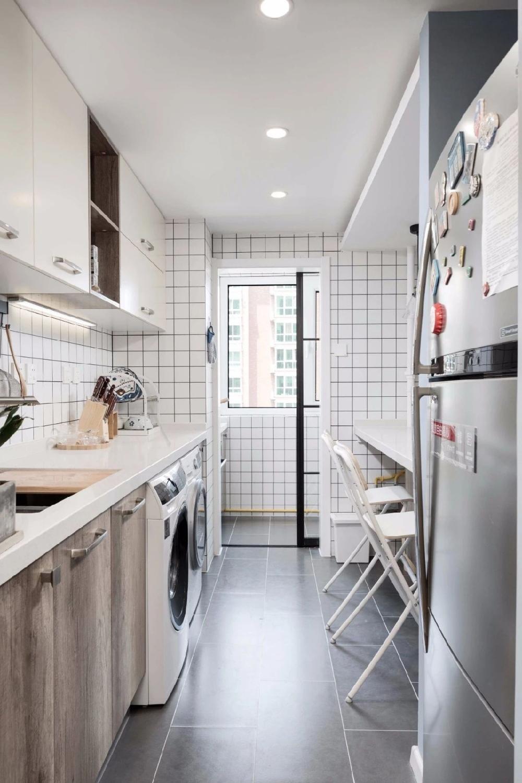厨房灶台门的样式图片