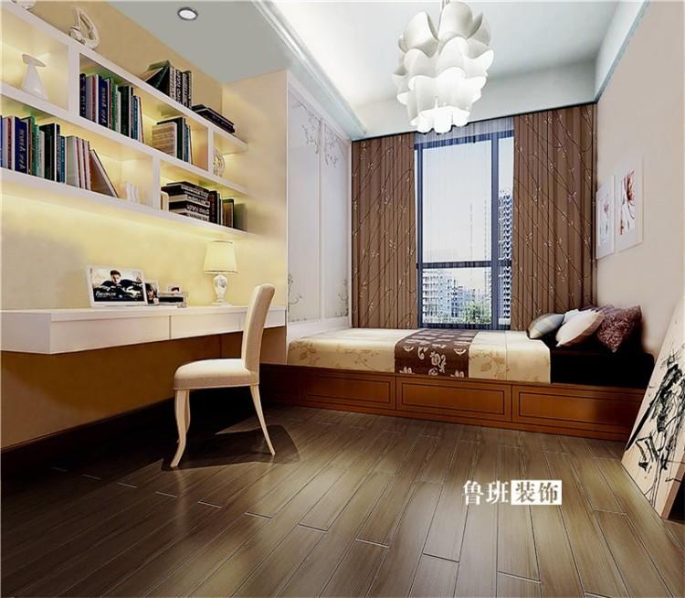 东莞江与城现代简约装修设计案例