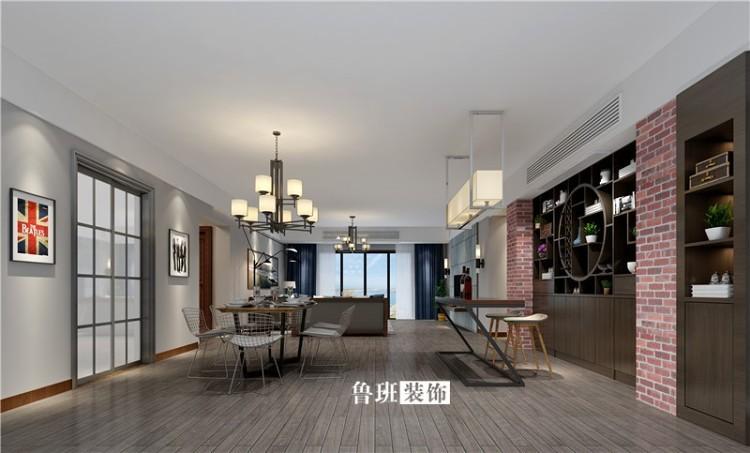 東莞湖山大境豪宅裝修設計案例