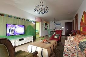 童话乐园客厅2图美式田园设计图片赏析