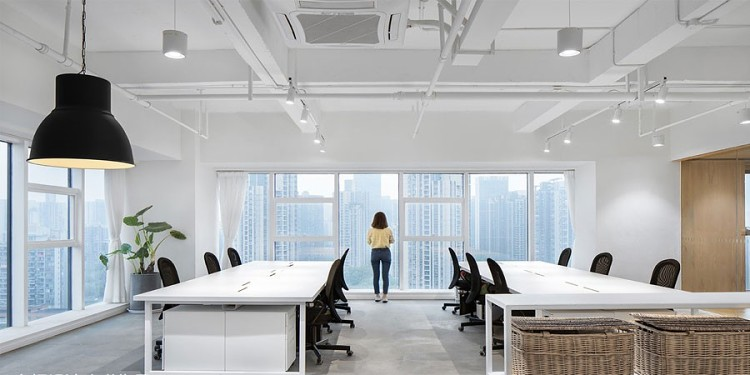 公司總部設計裝修