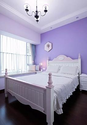 149平多色美式精装房卧室美式经典设计图片赏析