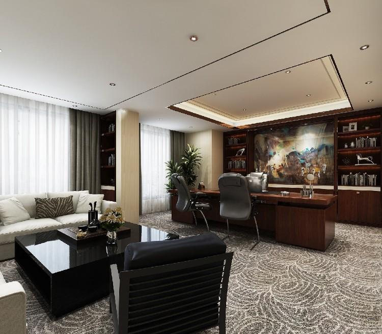 广州办公室装修设计案例
