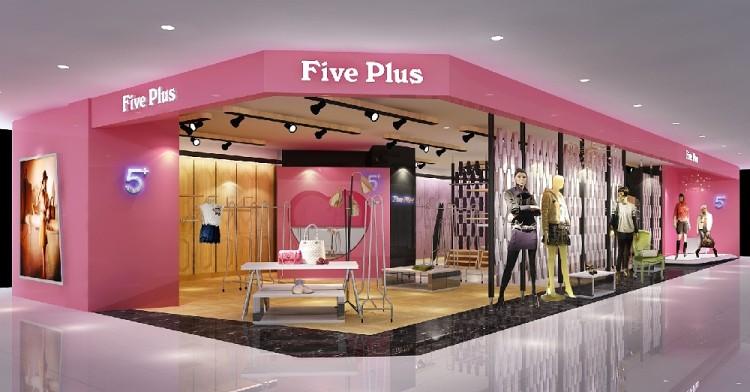 廣州服裝展廳設計案例