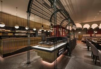 餐厅现代装饰