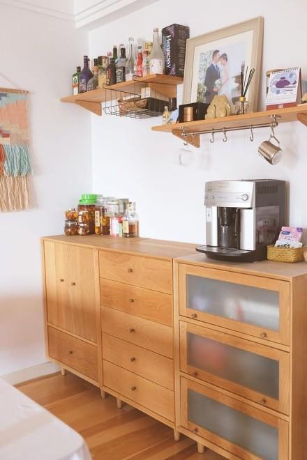 【维享家装饰】125平日式风格案例厨房