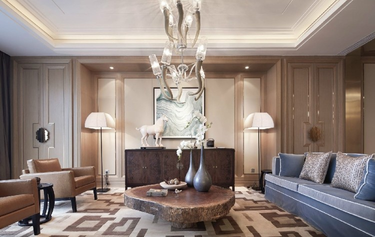 东莞·别墅室内空间设计