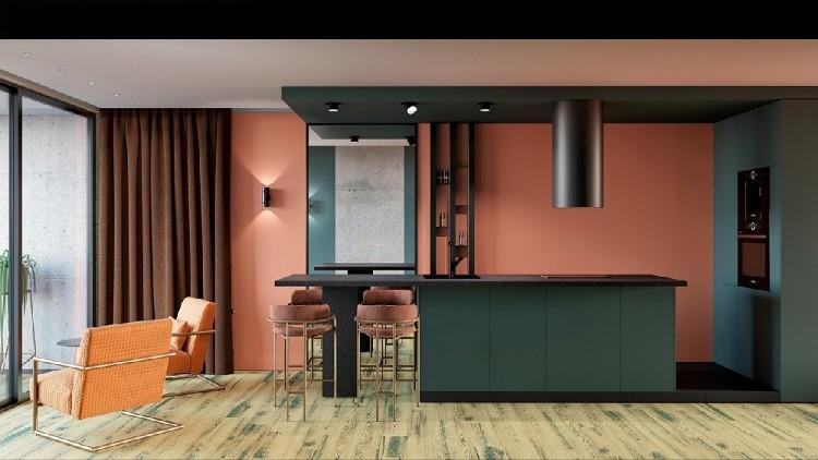 个性公寓设计