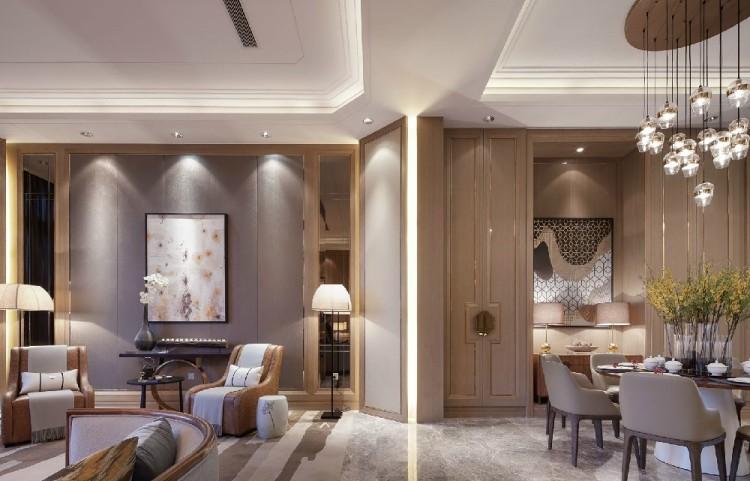 東莞·別墅室內空間設計