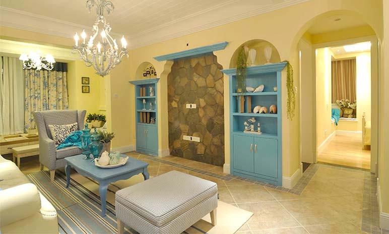 地中海酒店空间设计
