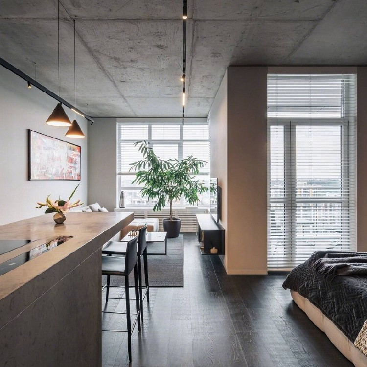——单身公寓——